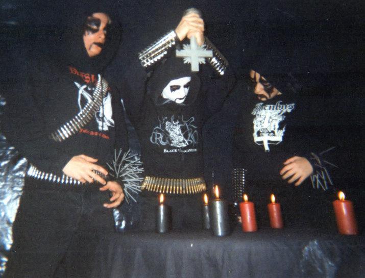 BLACK FEAST : Worship of Darkness patch patch - KVLT shop