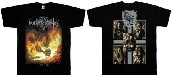 NOKTURNAL MORTUM : The Voice of Steel TS XL-size
