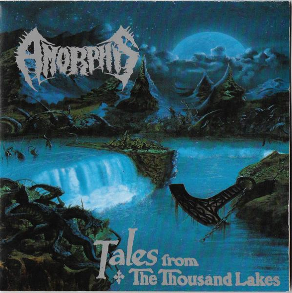 AMORPHIS : Tales From The Thousand Lakes 2ND HAND