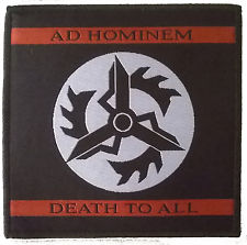 AD HOMINEM : Death To All