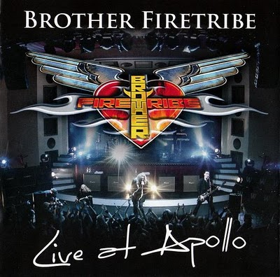 BROTHER FIRETRIBE : Live at Apollo