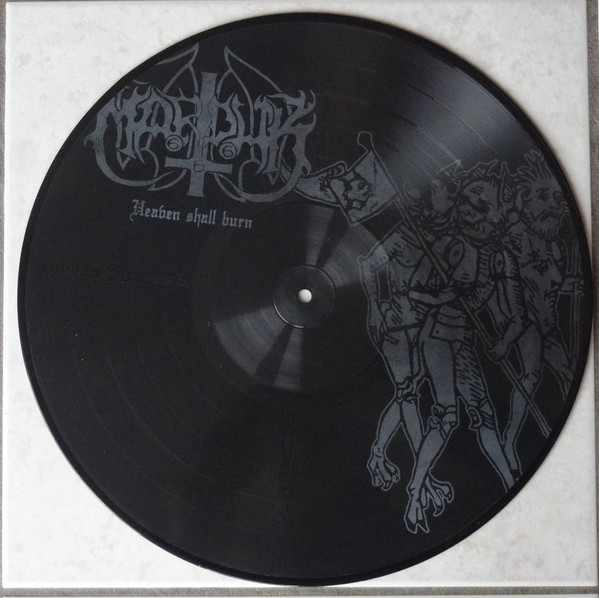 MARDUK : Heaven Shall Burn... When We Are Gathered