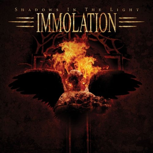 IMMOLATION : Shadows in the Light 2ND HAND