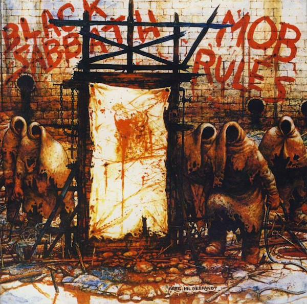 BLACK SABBATH : Mob Rules