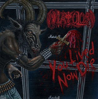 DIAVOLOS : You Lived Now Die
