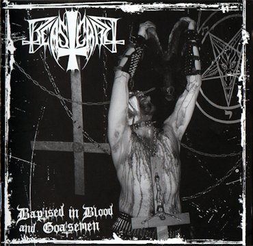 BEASTCRAFT : Baptised in Blood and Goatsemen 2ND HAND