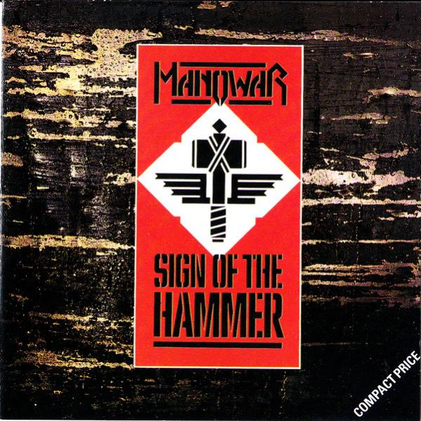 MANOWAR : Sign of the Hammer 2ND HAND