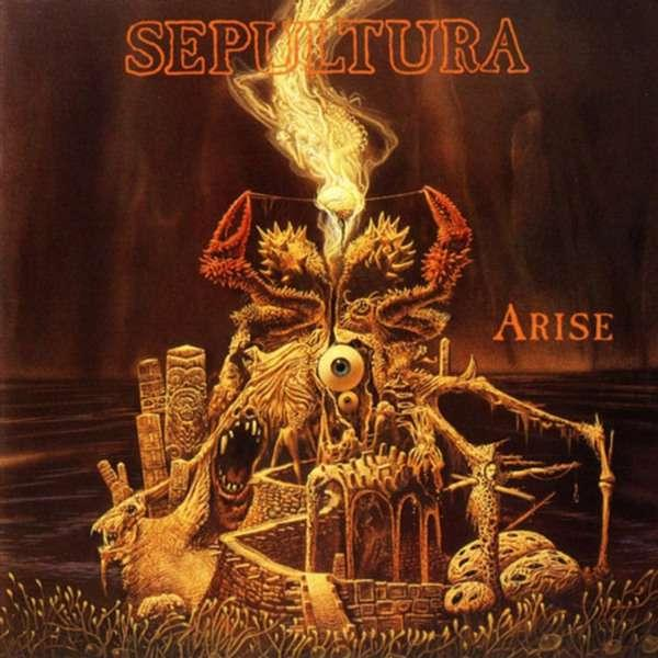 SEPULTURA : Arise 2ND HAND