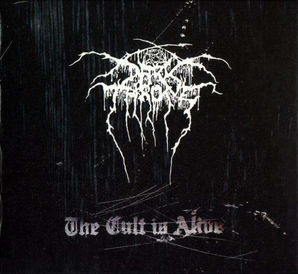DARKTHRONE : The Cult Is Alive 2ND HAND