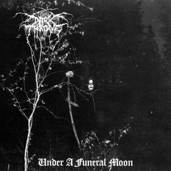 DARKTHRONE : Under A Funeral Moon