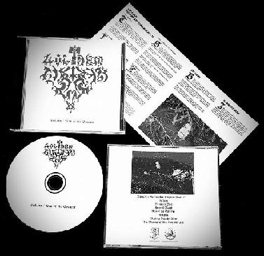 GOLDEN DAWN : Lullaby / Way of the Sorcerer cd - KVLT shop