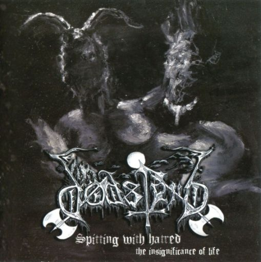DØDSFERD : Spitting with Hatred the Insignificance of Life