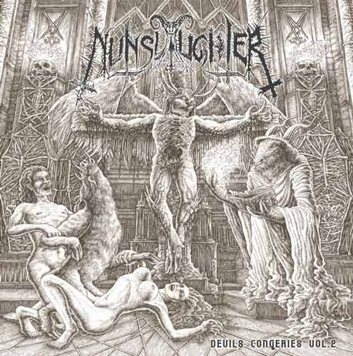 NUNSLAUGHTER : The Devil's Congeries Vol. 2