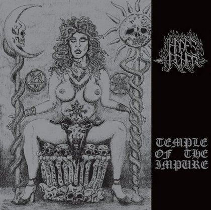 HADES ARCHER : Temple of the Impure