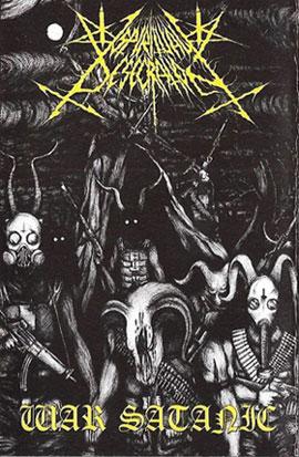 SPIRITUAL DESECRATION : War Satanic mc - KVLT shop