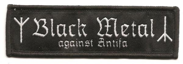 PATCH : Black Metal Against Antifa