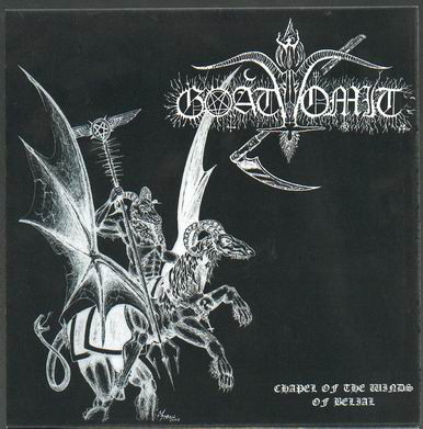 GOATVOMIT : Chapel Of The Winds Of Belial 2ND HAND
