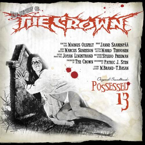 THE CROWN : Possessed 13