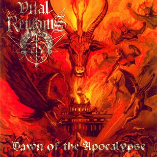 VITAL REMAINS : Dawn of the Apocalypse