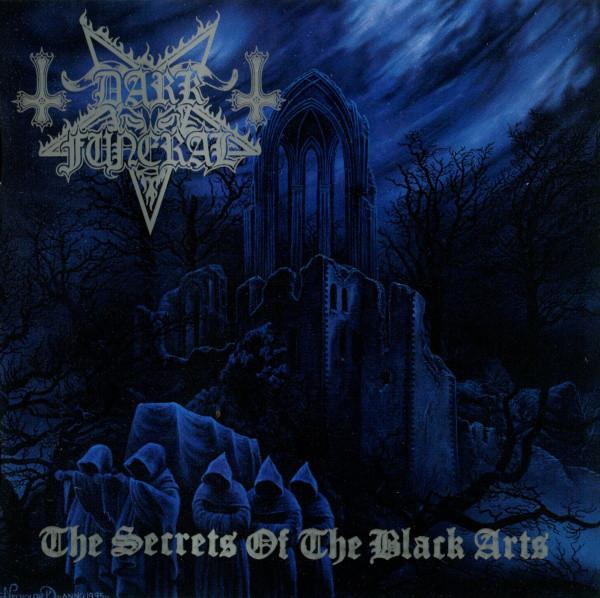 DARK FUNERAL : The Secrets Of The Black Arts 2ND HAND