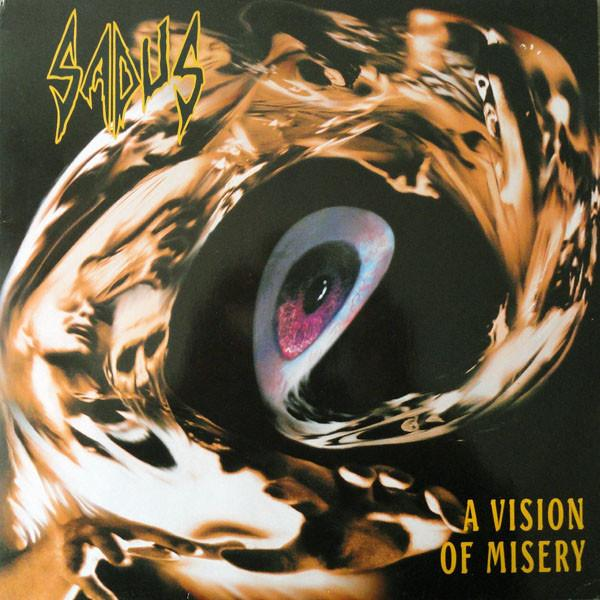 SADUS : A Vision Of Misery 2ND HAND