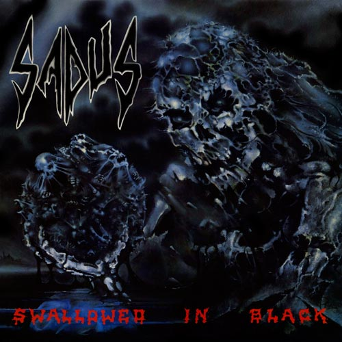 SADUS : Swallowed in Black 2ND HAND