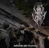 VOIDS OF VOMIT / MORBID UPHEAVAL : Initiation into Impurity / Morbid Upheaval
