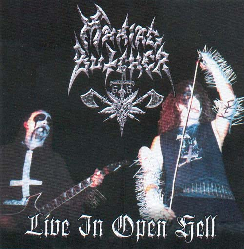 MANIAC BUTCHER : Live in Open Hell 2ND HAND