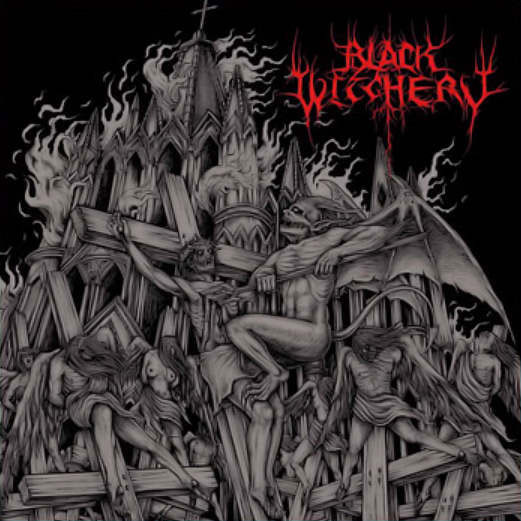 BLACK WITCHERY : Inferno of Sacred Destruction 2ND HAND