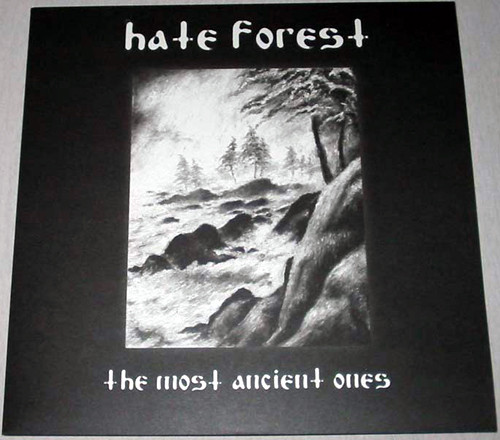 HATE FOREST : The Most Ancient Ones 2ND HAND