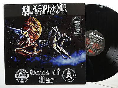 BLASPHEMY : Gods Of War 2ND HAND