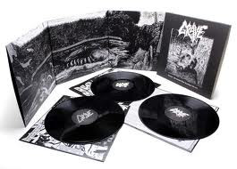 GRAVE : Necropsy - The Complete Demo Recordings 1986-1991 2ND HAND