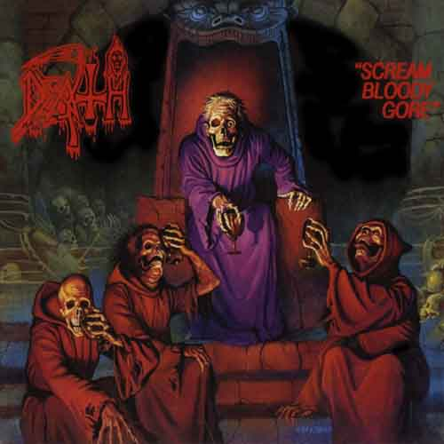 DEATH : Scream Bloody Gore 2ND HAND