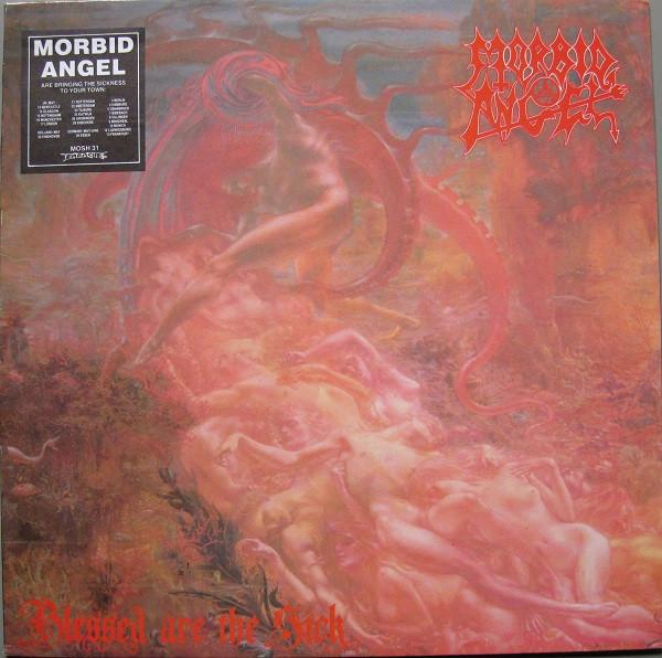 MORBID ANGEL : Blessed Are The Sick 2ND HAND