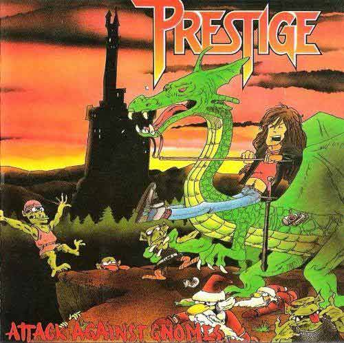 PRESTIGE : Attack Against Gnomes 2ND HAND