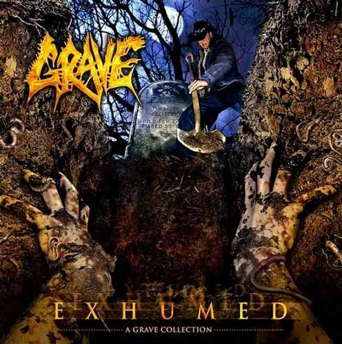 GRAVE : Exhumed - A Grave Collection