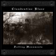 CLANDESTINE BLAZE : Falling Monuments 2ND HAND