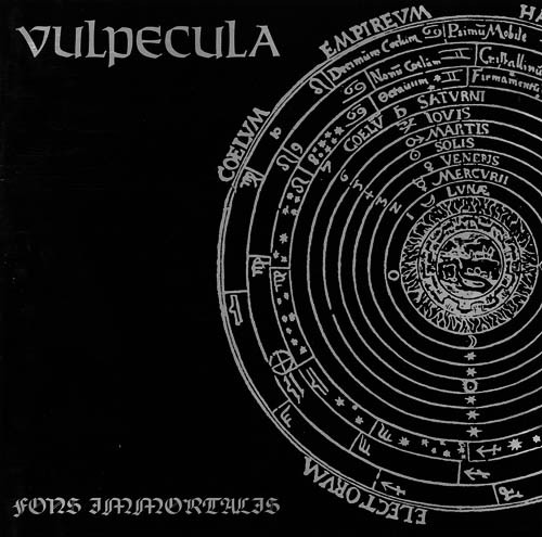 VULPECULA : Fons Immortalis 2ND HAND