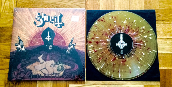 GHOST : Infestissumam 2ND HAND