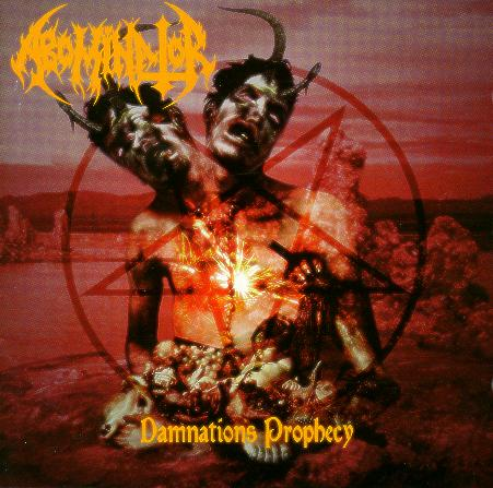 ABOMINATOR : Damnations Prophecy 2ND HAND