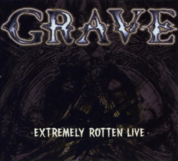 GRAVE : Extremely Rotten Live 2ND HAND