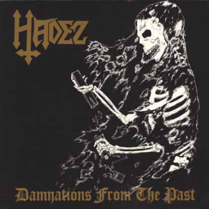 HADEZ : Damnations from the Past 2ND HAND