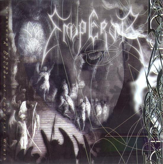 EMPEROR : Scattered Ashes - A Decade Of Emperial Wrath 2ND HAND