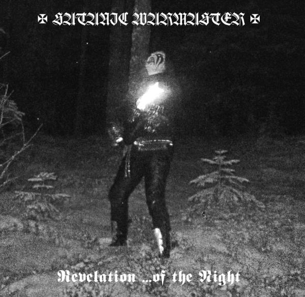 SATANIC WARMASTER : Revelation ...Of The Night