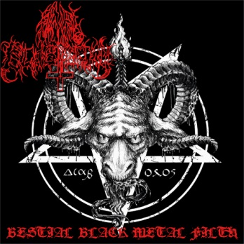 ANAL BLASPHEMY : Bestial Black Metal Filth 2ND HAND