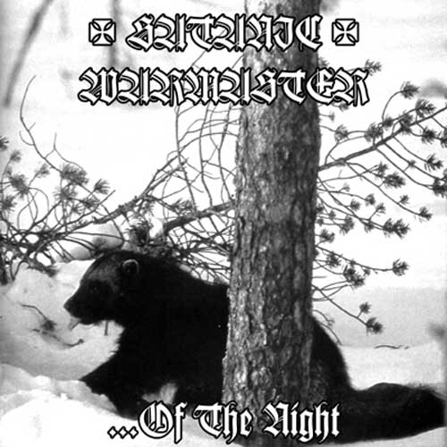 SATANIC WARMASTER : ...Of The Night