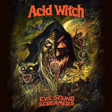 ACID WITCH : Evil Sound Screamers