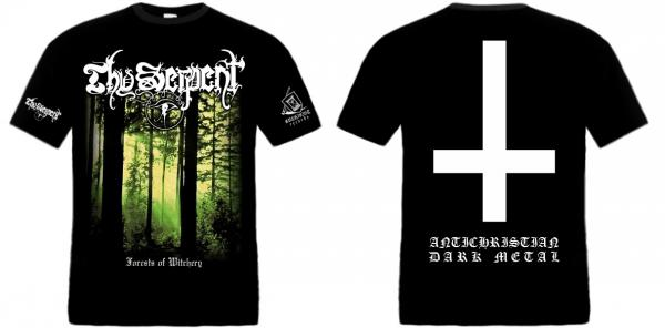 THY SERPENT : Forests of Witchery TS S-size (org)