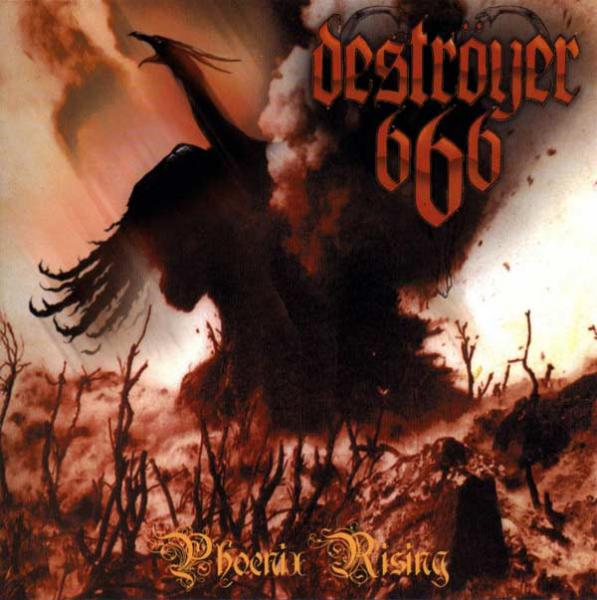 DESTRÖYER 666 : Phoenix Rising 2ND HAND