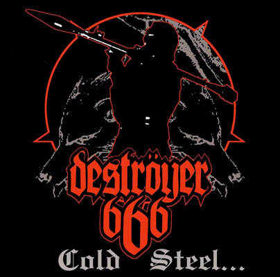 DESTRÖYER 666 : Cold Steel... for an Iron Age 2ND HAND